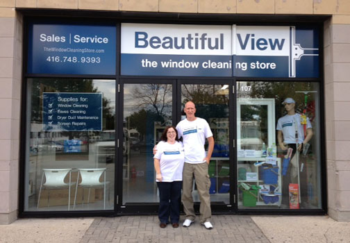 Beautiful View -               The Window Cleaning Store